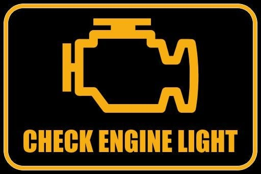 Image of a check engine light - Auto Repair Service in Bedford PA