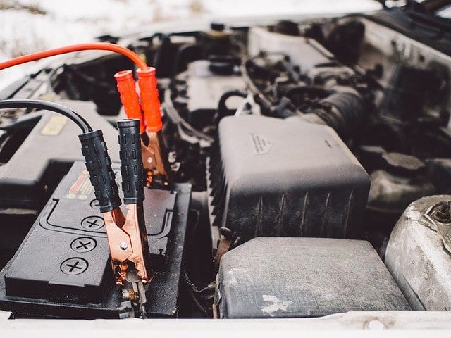 Why do car batteries fail in cold weather?