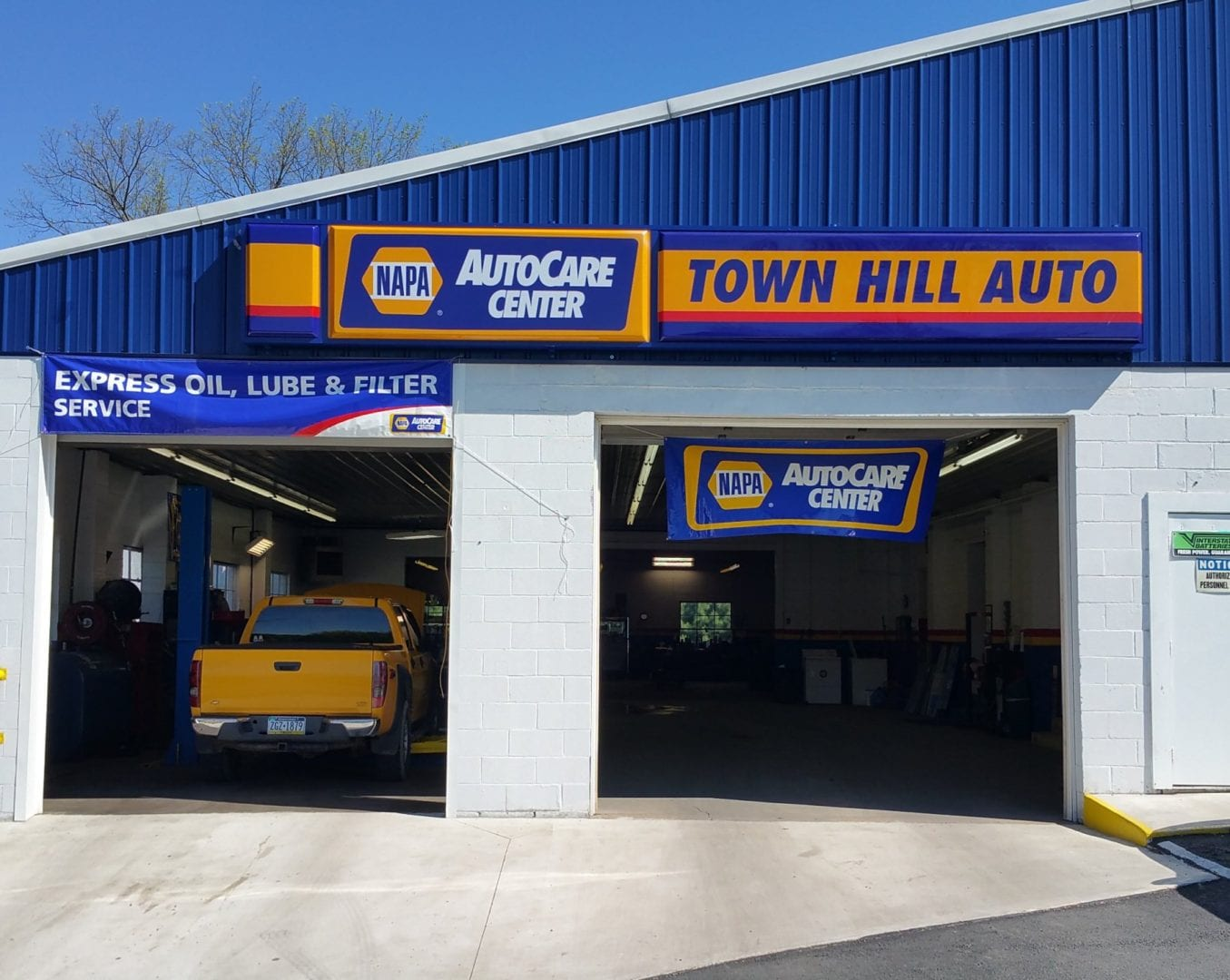 Truck Repair Center in Bedford PA