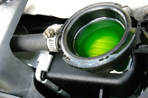 Image of a coolant system - Auto repair service in Bedford PA