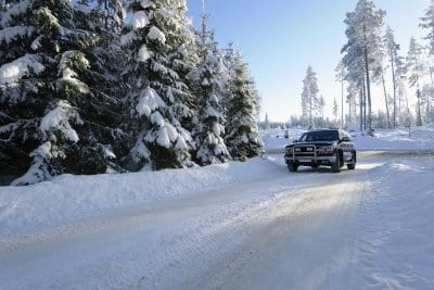 winter driving- auto repair service in Bedford, PA